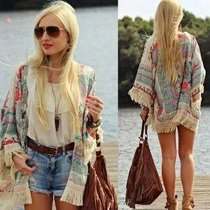 Buoy Kimono Cover